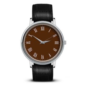 Наручные часы Идеал 08 коричневый