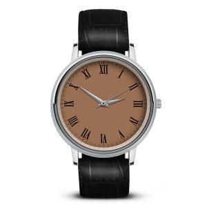 Наручные часы Идеал 08 коричневый светлый
