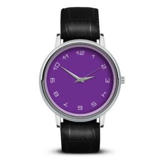 Наручные часы Идеал 41 фиолетовые
