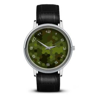 Наручные часы Идеал 41 хаки