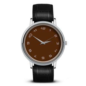 Наручные часы Идеал 41 коричневый