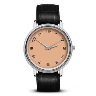 Наручные часы Идеал 41 оранжевый светлый