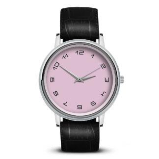 Наручные часы Идеал 41 розовые светлый