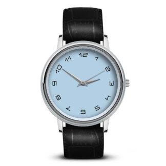 Наручные часы Идеал 41 светло-голубой