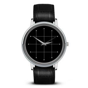 Наручные часы Идеал 42 черные