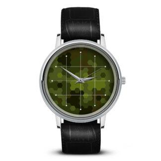 Наручные часы Идеал 42 хаки