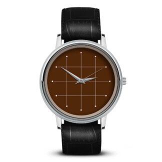 Наручные часы Идеал 42 коричневый