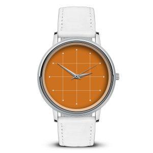 Наручные часы Идеал 42 оранжевый