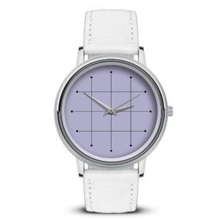 Наручные часы Идеал 42 сиреневый светлый