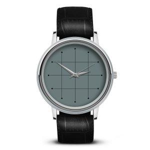 Наручные часы Идеал 42 серо синий