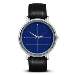 Наручные часы Идеал 42 синий темный