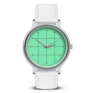 Наручные часы Идеал 42 светлый зеленый