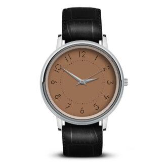 Наручные часы Идеал 44 коричневый светлый