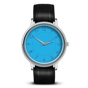 Наручные часы Идеал 44 синий светлый