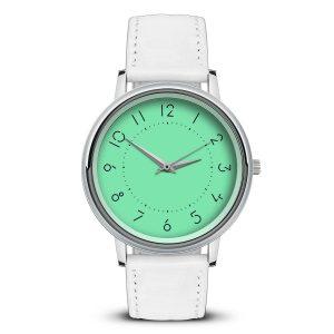 Наручные часы Идеал 44 светлый зеленый
