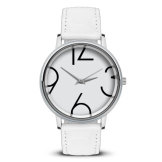 Наручные часы Идеал 45 белые