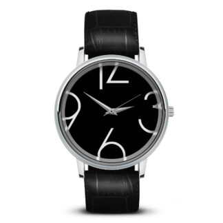 Наручные часы Идеал 45 черные