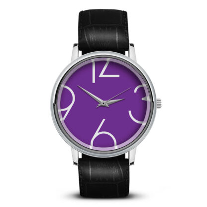 Наручные часы Идеал 45 фиолетовые