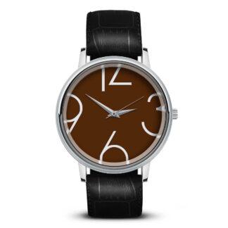 Наручные часы Идеал 45 коричневый