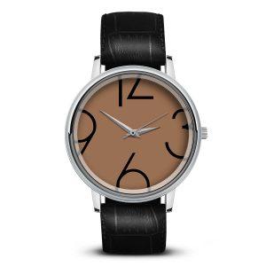 Наручные часы Идеал 45 коричневый светлый