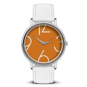 Наручные часы Идеал 45 оранжевый