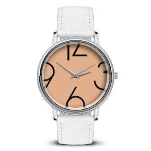 Наручные часы Идеал 45 оранжевый светлый