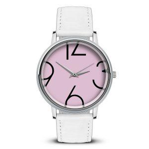Наручные часы Идеал 45 розовые светлый