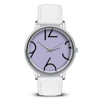 Наручные часы Идеал 45 сиреневый светлый