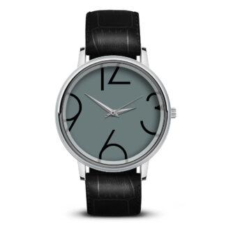 Наручные часы Идеал 45 серо синий