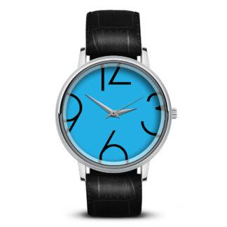 Наручные часы Идеал 45 синий светлый