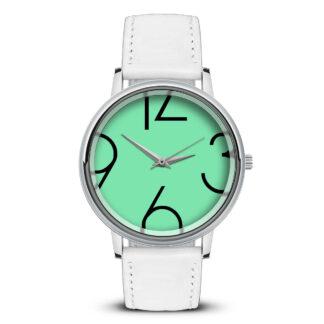 Наручные часы Идеал 45 светлый зеленый