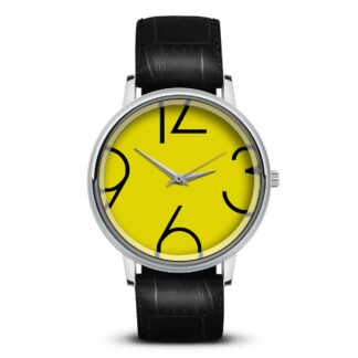 Наручные часы Идеал 45 желтые