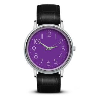 Наручные часы Идеал 46 фиолетовые