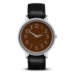 Наручные часы Идеал 46 коричневый