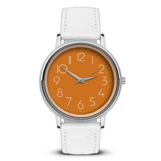 Наручные часы Идеал 46 оранжевый