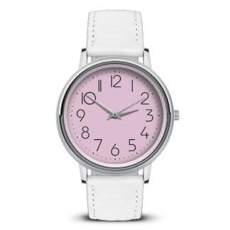 Наручные часы Идеал 46 розовые светлый