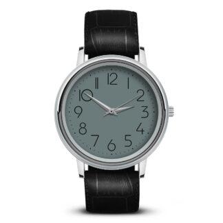 Наручные часы Идеал 46 серо синий