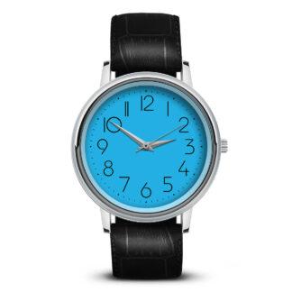 Наручные часы Идеал 46 синий светлый