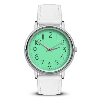 Наручные часы Идеал 46 светлый зеленый