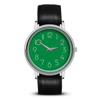 Наручные часы Идеал 46 зеленый