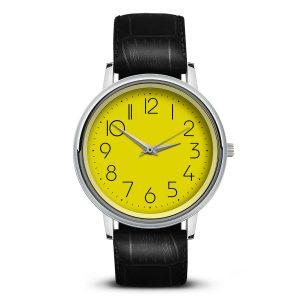 Наручные часы Идеал 46 желтые