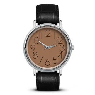 Наручные часы Идеал 47 коричневый светлый