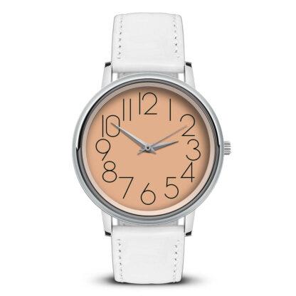 Наручные часы Идеал 47 оранжевый светлый