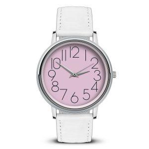 Наручные часы Идеал 47 розовые светлый
