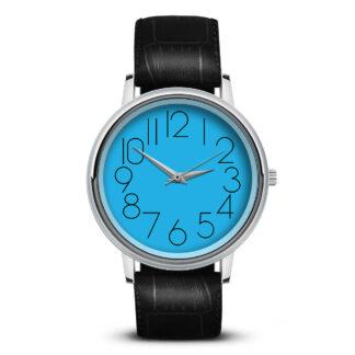 Наручные часы Идеал 47 синий светлый