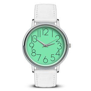 Наручные часы Идеал 47 светлый зеленый