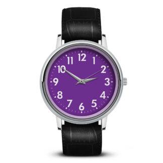 Наручные часы Идеал 48 фиолетовые