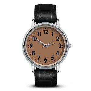 Наручные часы Идеал 48 коричневый светлый