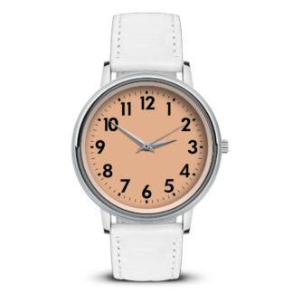 Наручные часы Идеал 48 оранжевый светлый