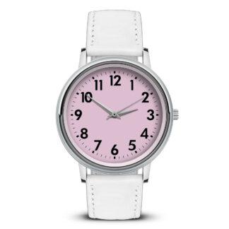 Наручные часы Идеал 48 розовые светлый